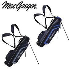 "NEW MacGregor TP-1 6.5"" (16.50 cm) Stand Golf Carry Bag Trolley 5 Way Divider"