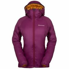 Montane Prism Womens Jacket Synthetic Fill - Dahlia All Sizes