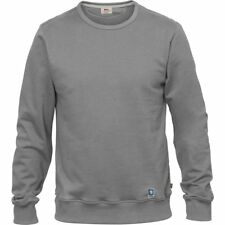 Fjallraven Greenland Homme Pull Sweater - Grey Toutes Tailles