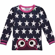 Fred's World Longsleeve allover Sterne Frosch 92 98 104 110 116 122 128 134 140