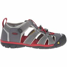 Keen Seacamp II CNX Magnet Racing Red Youth Closed-Back Washable Sandals