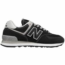 free shipping 2094b c7d9d New Balance WL574 Navy White Womens Suede Mesh Low ...