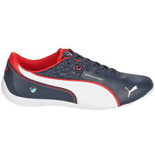 Puma Bmw Ms Drift Cat 6 MOTORSPORT scarpe uomo sneaker in pelle blu 305483 01