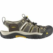 Keen Newport H2 Homme Chaussures Tongs - Raven Aluminum Toutes Tailles