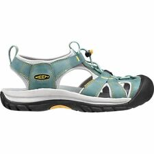 Keen Venice Femme Chaussures Tongs - Mineral Blue Amber Toutes Tailles