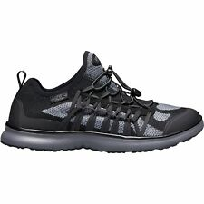 Keen Uneek Exo Homme Chaussures Tongs - Black Steel Grey Toutes Tailles