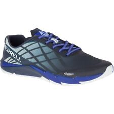 Merrell Bare Access Mens Footwear Barefoot Trainers - Blue Sport All Sizes