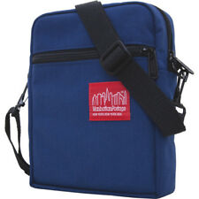 Manhattan Portage City Lights Unisexe Sac Besace - Blue Une Taille