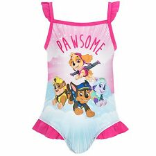 Paw Patrol Swimsuit | Girls Paw Patrol Swimming Costume | NEW