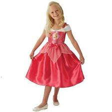 Official Girl's Disney Princess Fairy Tale Sleeping Beauty Fancy Dress Costume
