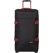 Eastpak Tranverz M Unisexe Bagage - Black-red Une Taille