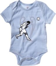 Body Neonato Turchese WC0535 RAMOS GOAL