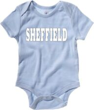 Body Neonato Turchese WC0763 SHEFFIELD
