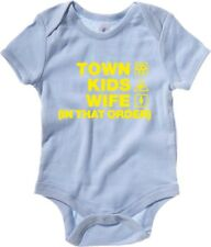 Body Neonato Turchese WC1263 MANSFIELD TOWN KIDS WIFE ORDER DESIGN