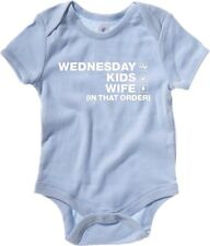 Body Neonato Turchese WC1267 WEDNESDAY KIDS WIFE ORDER DESIGN