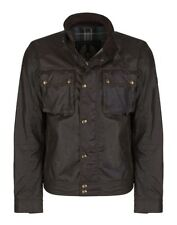 Belstaff Racemaster Mens Jacket - Faded Olive All Sizes
