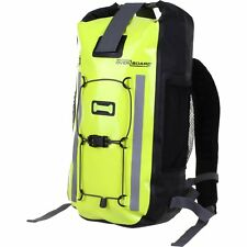 Overboard Pro Vis 20l Waterproof Unisexe Sac à Dos - Hi Yellow Une Taille
