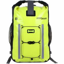 Overboard Pro Vis 30l Waterproof Unisexe Sac à Dos - Hi Yellow Une Taille