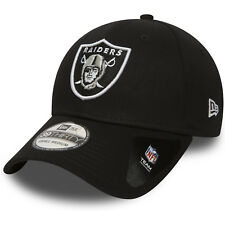 New Era Black Base Nfl 39 Thirty Homme Couvre-chefs Casquette - Oakland Raiders