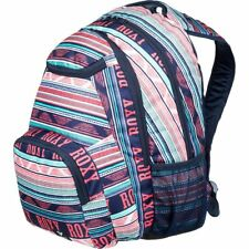 Roxy Shadow Swell Womens Rucksack - Bright White Ax Boheme Border One Size