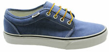 Vans Off The Wall Era MLX Unisex Washed Denim Lace Up Canvas Trainers VHNC8T VB