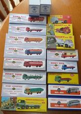 ATLAS DINKY SUPERTOYS (COMMERCIALS) BOXED IN MINT CONDITION - TAKE YOUR PICK