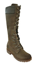 Timberland Womens Premium Nubuck Leather 14 Inch Knee High Boots 3755R U68