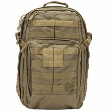 5.11 Tactical Rush 12 Unisex Rucksack Backpack - Sandstone One Size