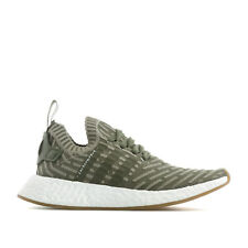 Womens adidas Originals Nmd_R2 Primeknit Trainers In Major / Shock Pink