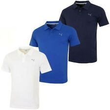 Puma Golf Hombre Esencial Cool Touch Tech Performance Polo de 40% sin Mangas