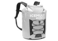 IceMule Pro Cooler W/ Straps Keeps Ice Up To 24 Hours Holds 18 Cans  Plus Ice