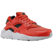 Nike Huarache Run GS Textile Lace-Up Low-Top Running Sneakers Youth Trainers