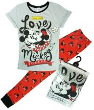 Mujer Disney Minnie Mouse Love Mickey Forever Pack Pijama Talla 8 a 22