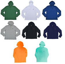 Polo Ralph Lauren Mens Pullover Hoodie Pony Logo Jersey Hooded Shirt ALL SIZES