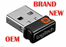 Logitech Inalámbrico USB Unificador Pc Receptor Dongle Ratón & Teclado 993-00043