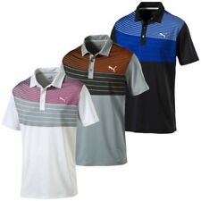Puma Golf Hombre Go Time Swoop Polo Tech Performance 43% sin Mangas