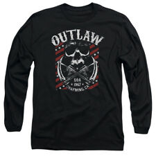 Sons Of Anarchy Outlaw Mens Long Sleeve Shirt