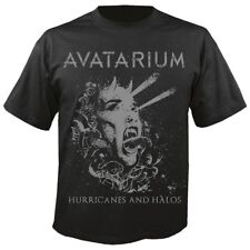 Avatarium 'Hurricanes And Halos' T shirt - NEW
