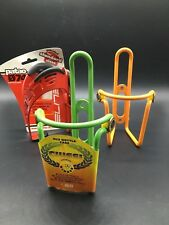 VINTAGE ELITE CIUSSI & PATAO 074 TUBULAR WATER BOTTLE CAGE (PORTA BORRACCIA) NOS