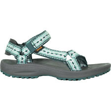 Teva Winsted Femme Chaussures Tongs - Antigua Deep Teal Toutes Tailles