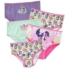 My Little Pony Underwear 5 Pack | Kids Pony Undies | Girls My Little Pony Pants