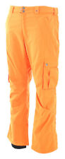 LIGHT Snowboard Hose CARTEL 2018 russet orange Herren Ski Snowboardhose Winter