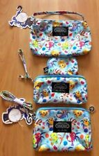 NWT JU JU BE MARCH of the MURLOCS Lot of 4 Bags Be Set & Be Quick Baby Pouch Bag