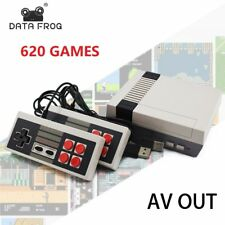 Data Forg Mini TV Game Console 8 Bit Retro Video Game Console Built-In 620