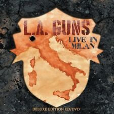 Made In Milan - La Guns - Rock & Pop Music CD