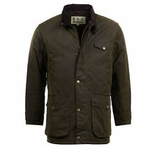 BARBOUR COLE WAX JACKET JACKET WAXED S M L WATERPROOF COAT JACKET