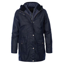 BARBOUR MABLETHORPE WAX JACKET JACKET WAXED WOMAN 8 10 12 PARKA WATERPROOF