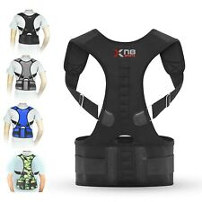 Neoprene Magnetic Posture Corrector Bad Back Lumbar Belt Light weight Brace