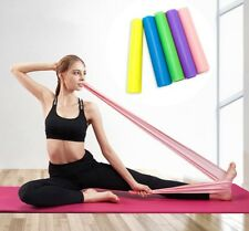 Elastic Resistance Loop Bands Yoga Fitness Exercise Gym Bend Stretch Training