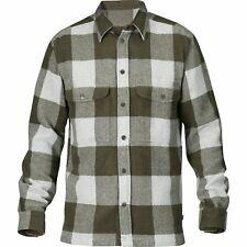Fjallraven Canada Homme Chemise - Deep Forest Toutes Tailles